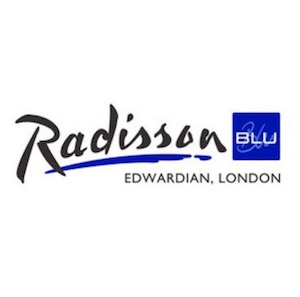 Radisson Blu Edwardian New Providence Wharf Hotel logo