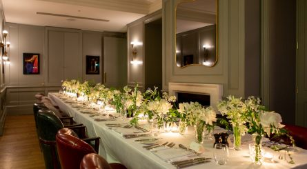 Town House Private Dining Room New Image 1 445x245