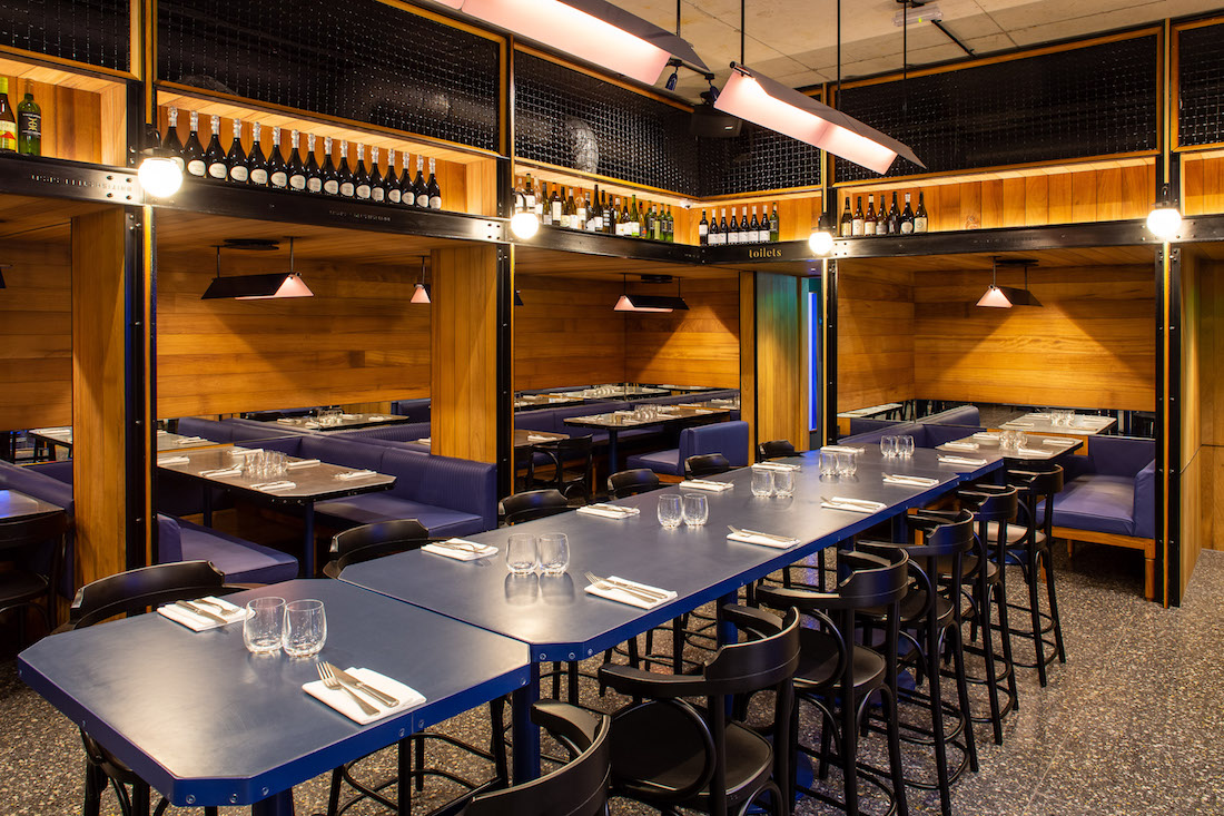 Private Dining Room At The Den Temper Covent Garden 5 Mercer Walk London Wc2h 9fa