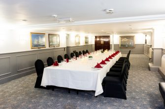 HMS Belfast Private Dining Room Image Morgan Giles Room 335x223
