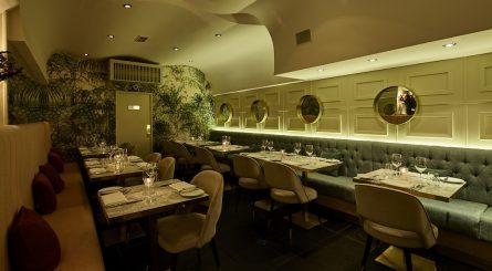 Restaurant Michael Nadra Chiswick Private Dining Room Image 1 445x245