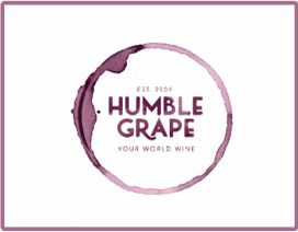 Humble Grape – Canary Wharf logo