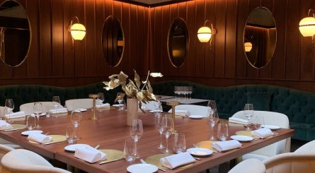 IT Restaurant London Private Dining Room Image 1 445x245