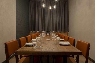 Café Murano Bermondsey Private Dining Room Image 1 335x223