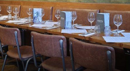 Scotts Kitchen Restaurant Banquette Seating Masthead Image 445x245