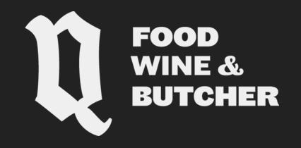 The Quality Chop House Shop logo