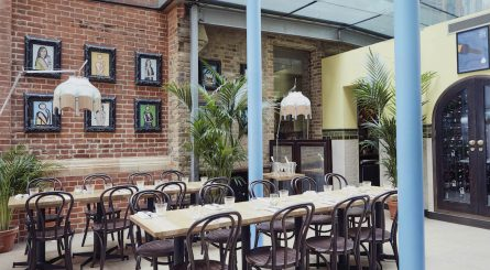 Galvin HOP Internal Image Conservatory Private Dining 1 445x245