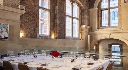 Galvin La Chapelle Private Dining Image The Gallery 1 445x245
