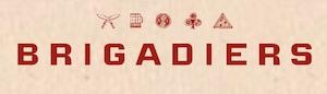 Brigadiers Takeaway & Delivery logo