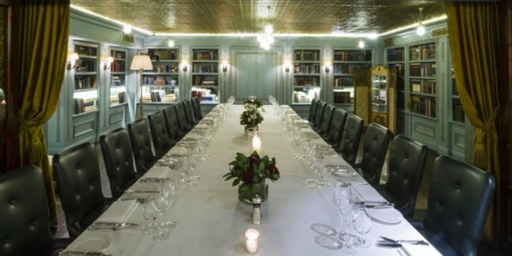 Bentleys Restaurant Oyster Bar Private Dining Room Image 1024x512