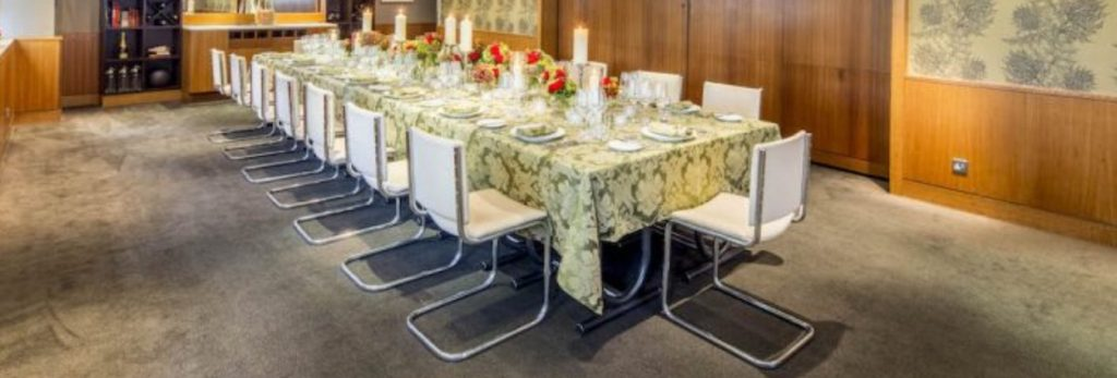 Bluebird Chelsea Private Dining Room Image 1024x347