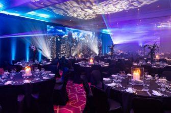 Radisson Blue Edwardian Hotel Heathrow Small Wedding Reception Private Dining Room Image 335x223