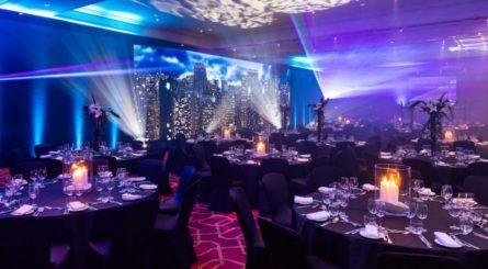Radisson Blue Edwardian Hotel Heathrow Small Wedding Reception Private Dining Room Image 445x245