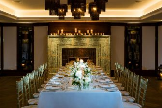 The May Fair Hotel Private Dining Room Image1 335x223