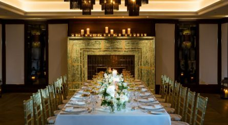 The May Fair Hotel Private Dining Room Image1 445x245
