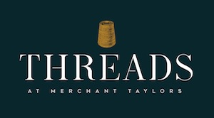 Threads at Merchant Taylors' logo