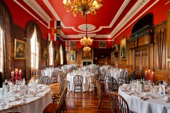 The HAC Private Dining Room Image3 335x223