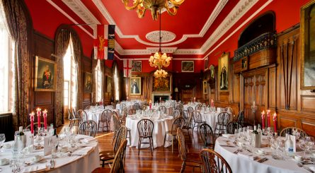 The HAC Private Dining Room Image3 445x245