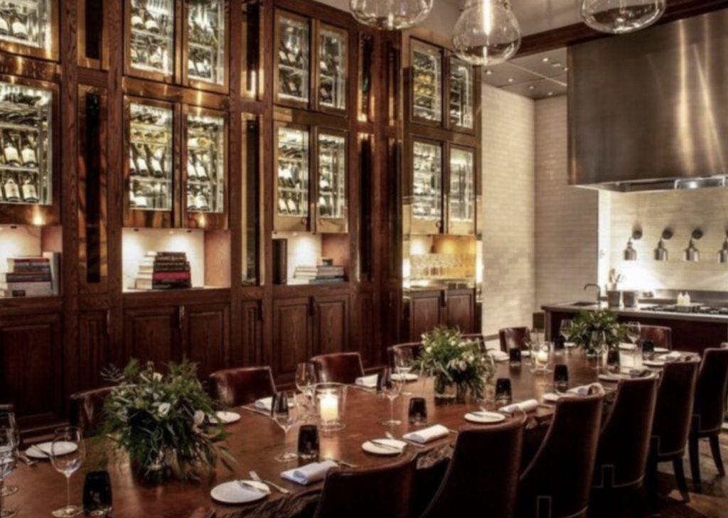 Kerridges Bar Grill Private Dining Room 1024x729