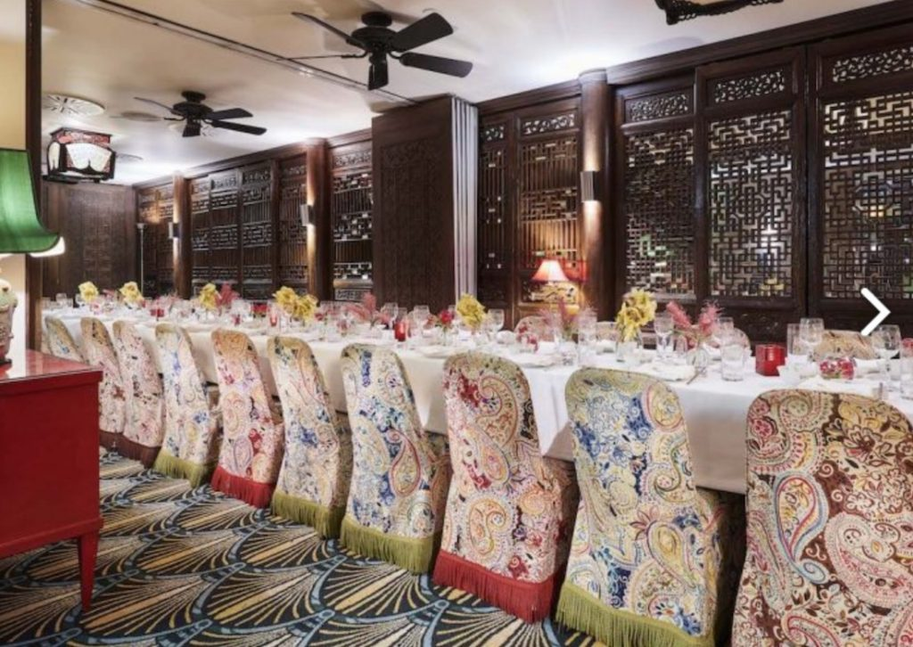 Private Dining Room At China Tang At The Dorchester 1024x726