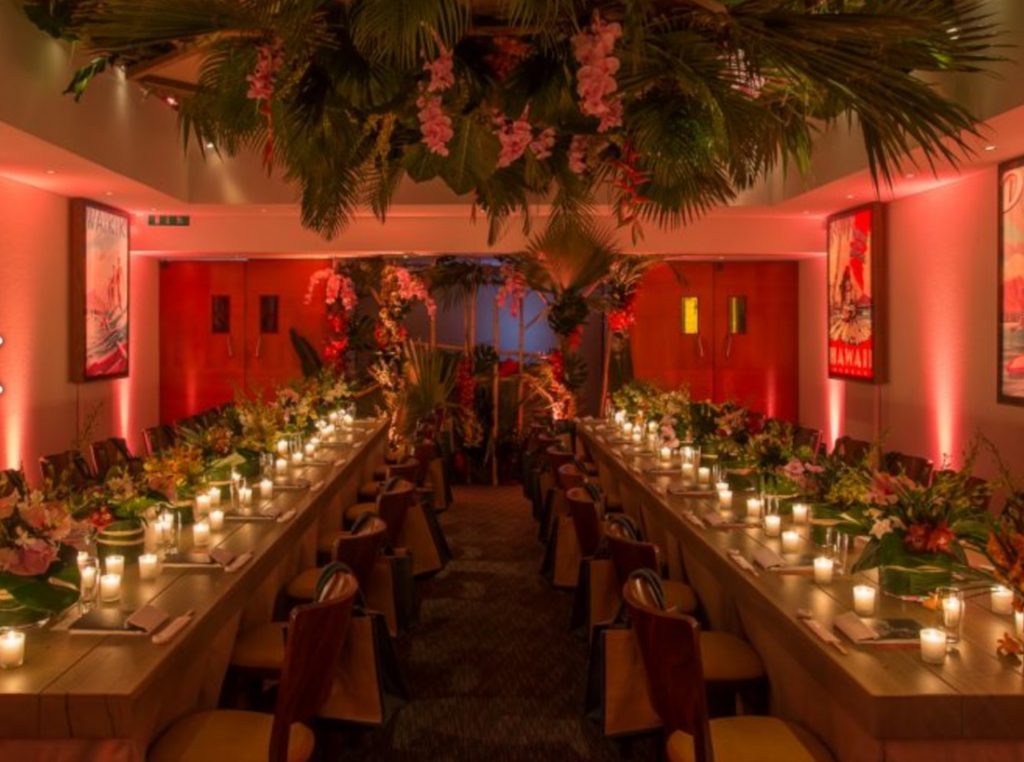 Private Dining Room At Nobu Old Park Lane 1024x762