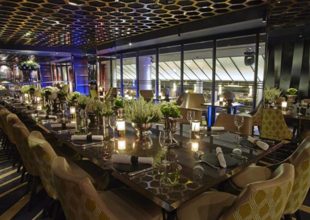 The Prince Of Wales Room At Quaglinos 1024x727
