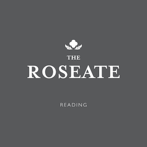 The Roseate, Reading logo