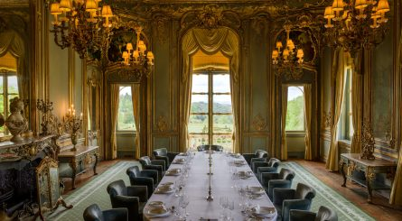 Cliveden House The French Private Dining Room Image 445x245