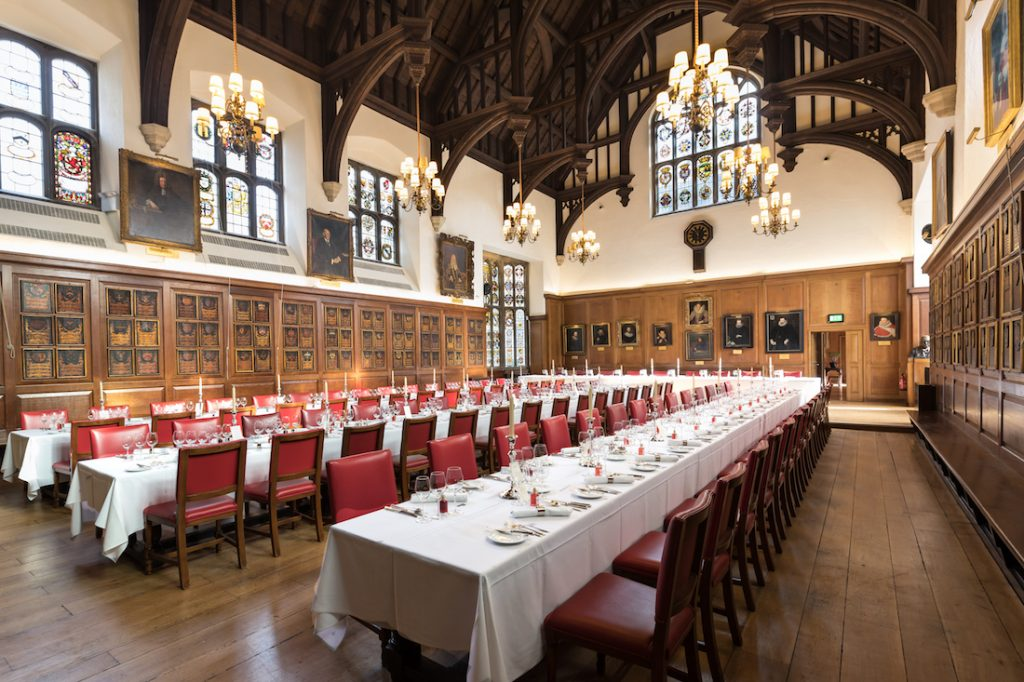 The Honourable Society Of Grays Inn Private Dining Room Image Grays Inn Hall 1024x682