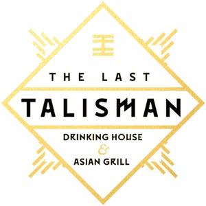 The Last Talisman logo